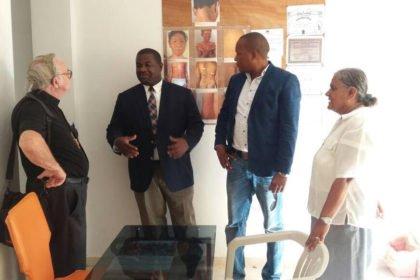 Gonaives Haiti Leprosy clinic